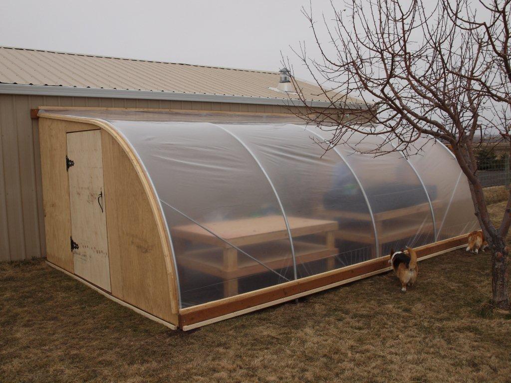 Blueprints plany szklarni tuneli etc strona 5 for Pole barn greenhouse